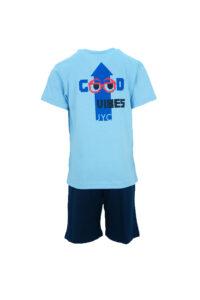Παιδικό Σετ Σορτς Για Αγόρι JOYCE 201235 Μπλε