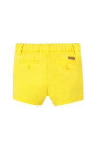 Παιδικό Σορτς Για Αγόρι MAYORAL 20-00201-059 Κίτρινο