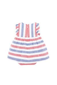 Παιδικό Φόρεμα Για Κορίτσι MAYORAL 20-01879-039 Ριγέ