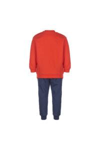 Παιδικό Σετ Φόρμα Για Αγόρια SPRINT 21982523 Κόκκινο