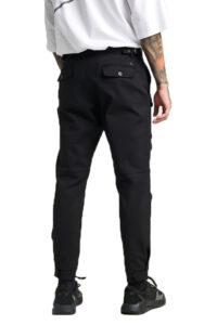 Ανδρικό Παντελόνι P/COC P-1156 Μαύρο