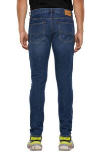 Ανδρικό παντελόνι DIESEL D-LUSTER 00SID9-009DG-01 Τζιν Σκούρο