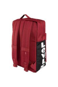 Ανδρική Τσάντα LEVI'S 232503-0208-0086 Κόκκινο