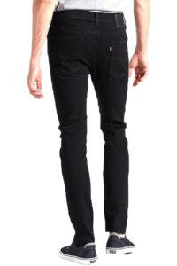 Ανδρικό Παντελόνι LEVI'S 05510-0857 Τζιν Μαύρο
