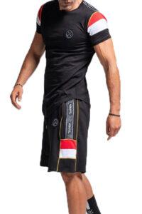 Ανδρική Μπλούζα VINYL 4290001 Μαύρο
