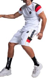 Ανδρική Μπλούζα VINYL 4290002 Άσπρο